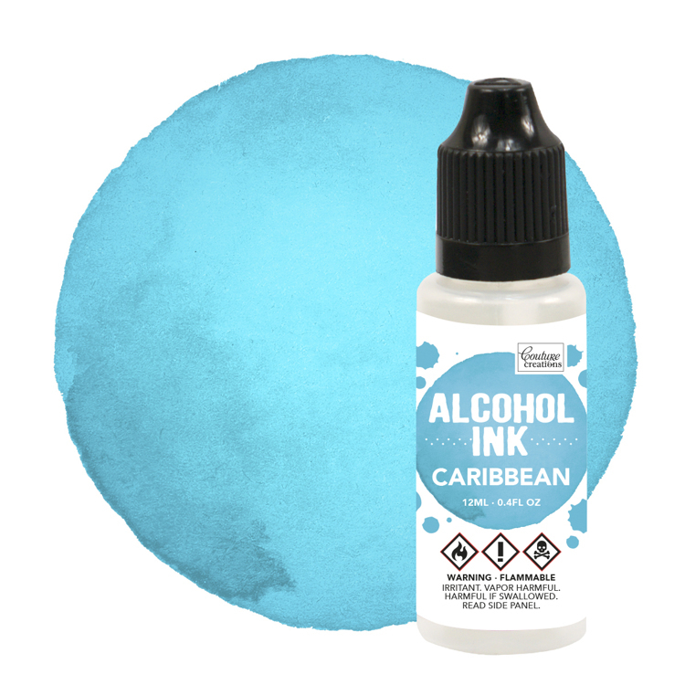 Alcohol Ink Pool / Caribbean (12mL | 0.4fl oz)