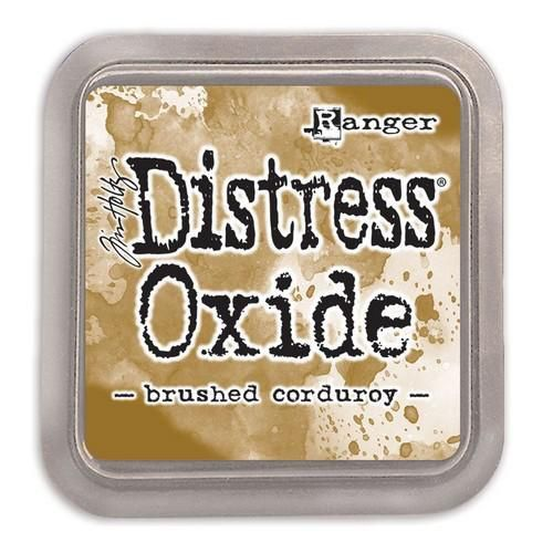 Ranger Distress Oxide - Brushed Corduroy  Tim Holtz