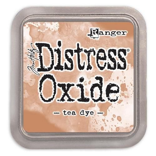 Ranger Distress Oxide - Tea Dye  Tim Holtz