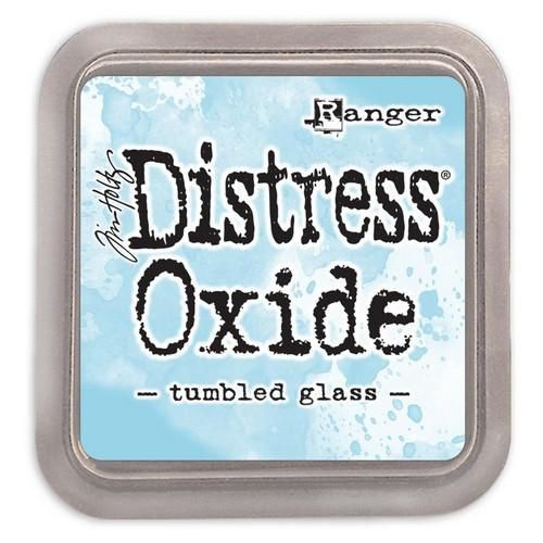 Ranger Distress Oxide - Tumbled Glass  Tim Holtz