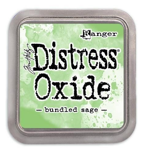 Ranger Distress Oxide - bundled sage  Tim Holtz