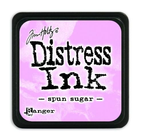 Ranger Distress Mini Ink pad - spun sugar  Tim Holtz