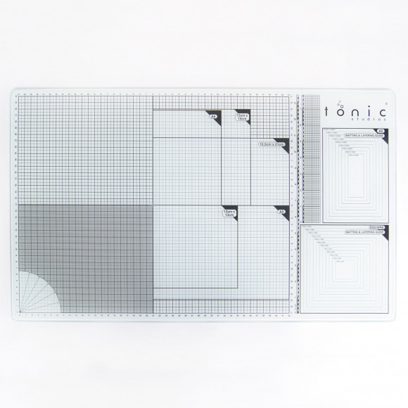 Tonic Studios  Glass cutting mat extra large