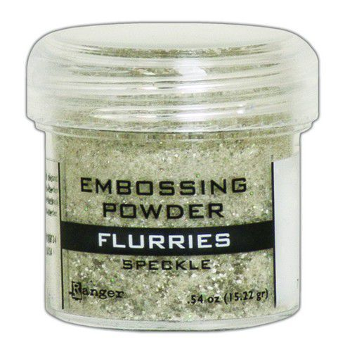 Ranger Embossing Speckle Powder 34ml - Flurries