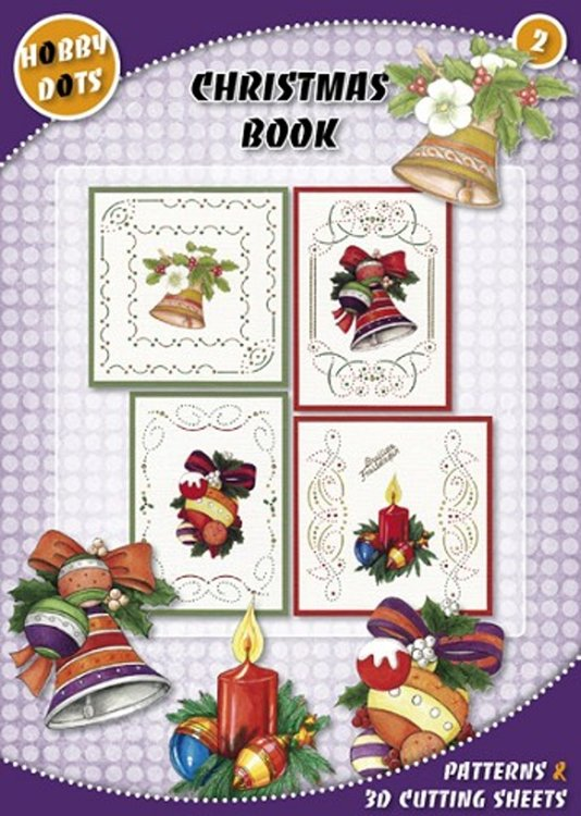 Hobby Dots Christmas Book 2