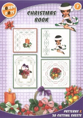 Hobby Dots Christmas Book 3