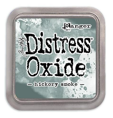 Ranger Distress Oxide - hickory smoke  Tim Holtz