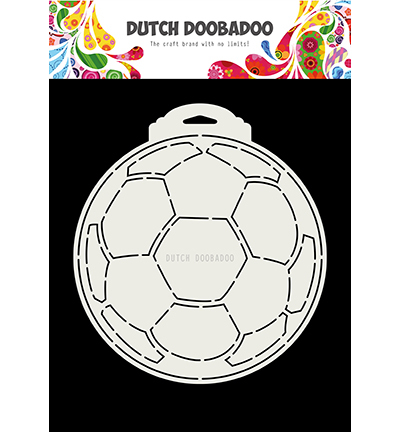 DDBD Card Art soccer ball