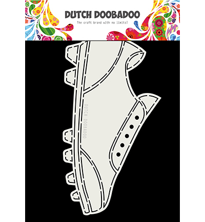 DDBD Card Art shoe, soccer