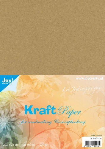 Joy! Crafts Kraft papier