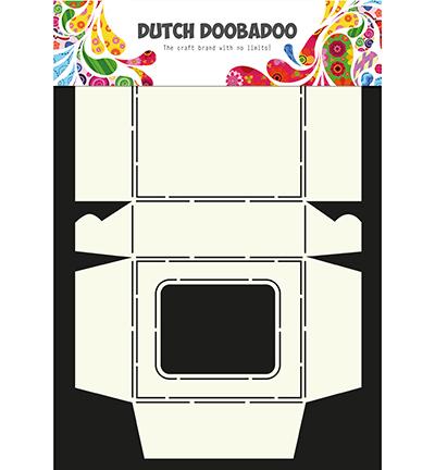 Dutch Doobadoo Dutch Box Art Raam