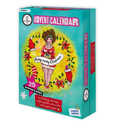 ABM ADVENT CALENDER 25 gifts Essentials nr.01