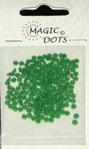 Magic Dots green