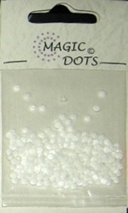 Magic Dots white