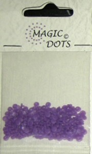 Magic Dots purple