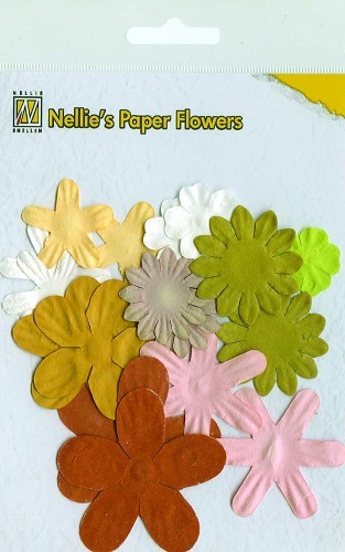 Nellie's Paper Flowers